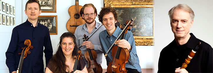The London Haydn Quartet with Eric Hoeprich, Clarinet