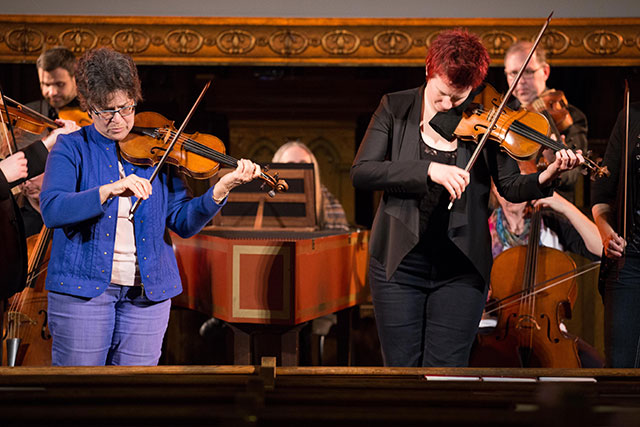 Tafelmusik and the House of Dreams