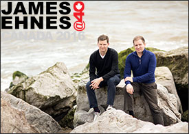 James Ehnes | Andrew Armstrong