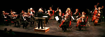 Manitoba Chamber Orchestra Logo